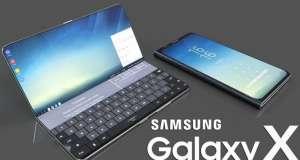 Samsung GALAXY X interfata os