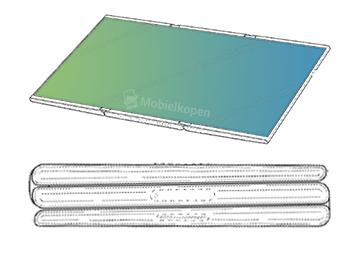 Samsung tableta pliabila 2