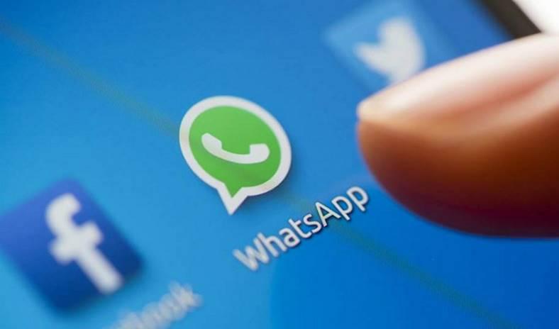 WhatsApp avertizare