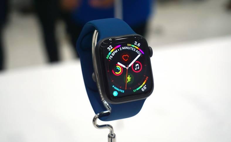 apple watch 4 electrocardiograma watchos