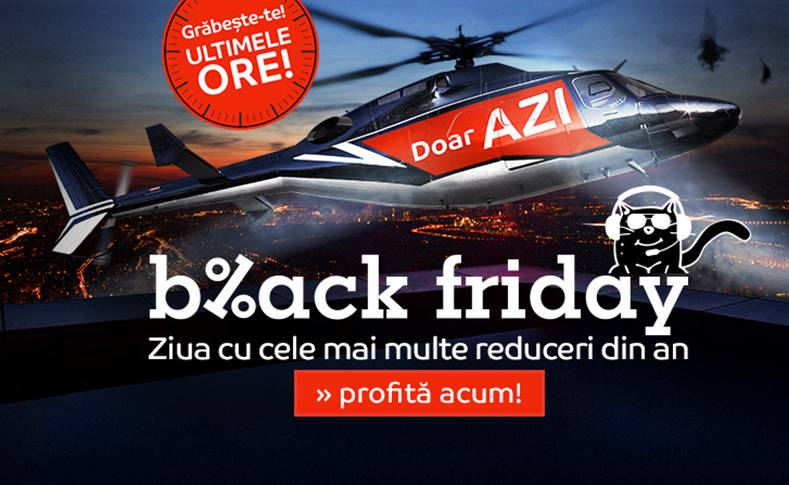 eMAG val 3 black friday 2018