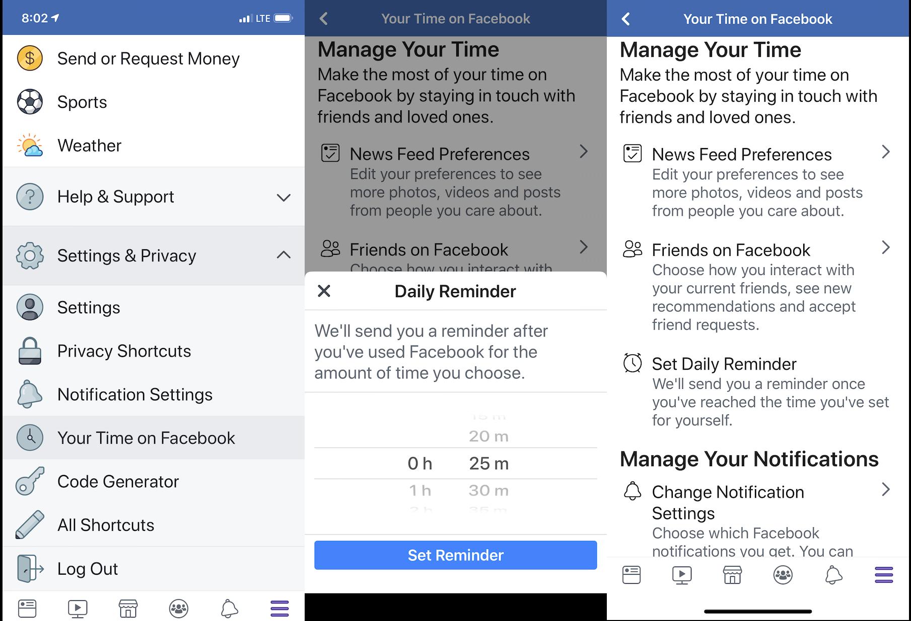 facebook dependent 2