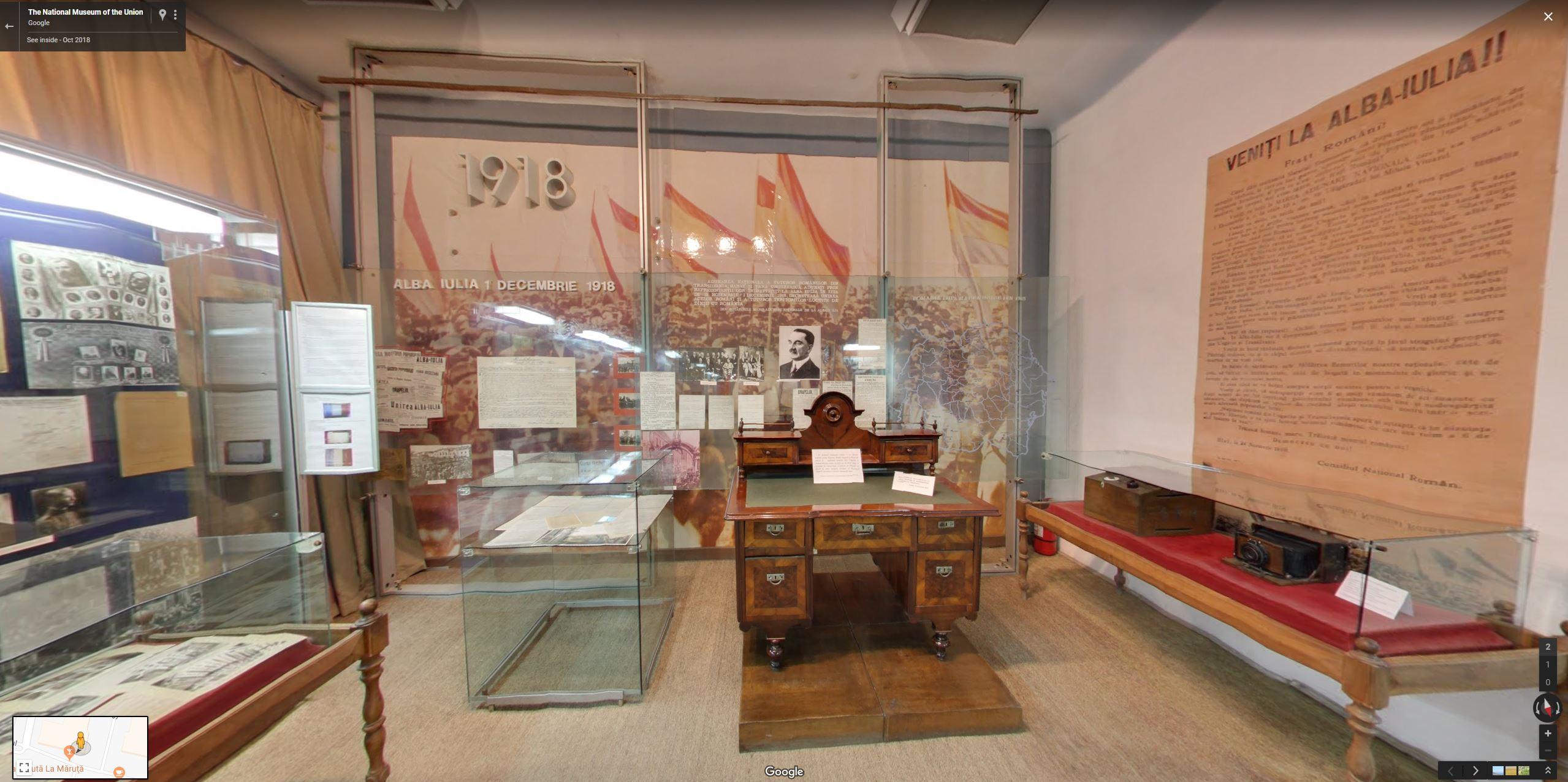google imagini romania Muzeul National al Unirii din Alba Iulia