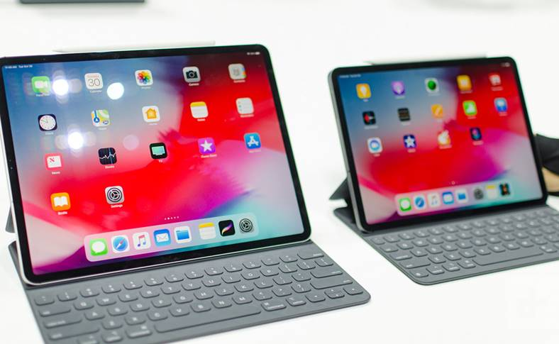 iPad Pro 2018 performante