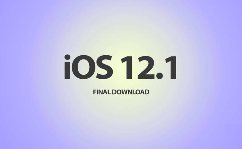 ios 12.1 iphone xr