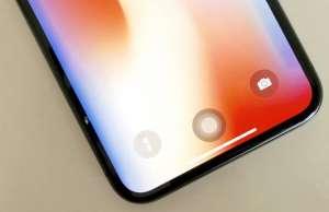 iphone x problema ecran
