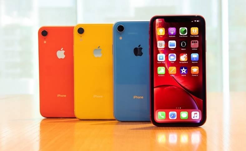 iphone xr productie componente