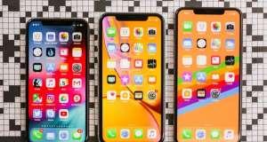 iphone xs productie xr