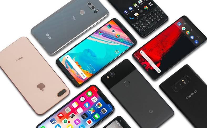 smartphone vanzari