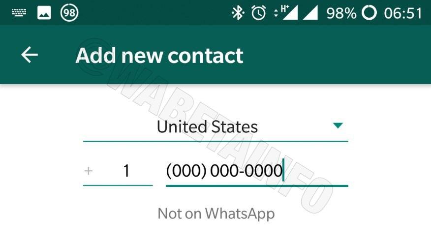 whatsapp contacte 1