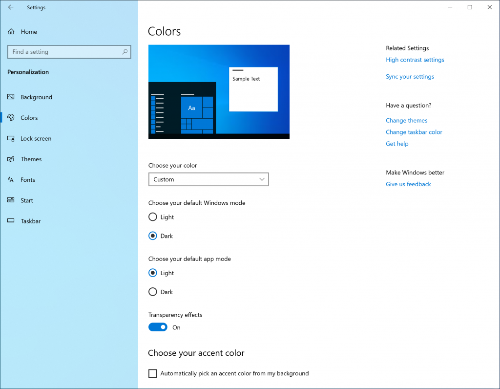 Windows 10 Topic 2