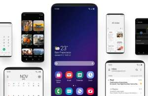 Android 9 one ui