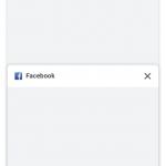 Google Chrome Android tab