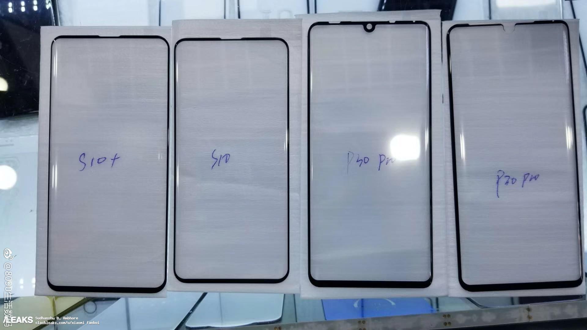 Huawei P30 PRO dezamagire galaxy s10