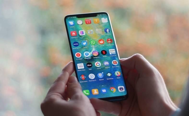 Huawei P30 PRO functii