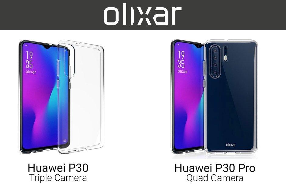 Huawei P30 PRO imagini design