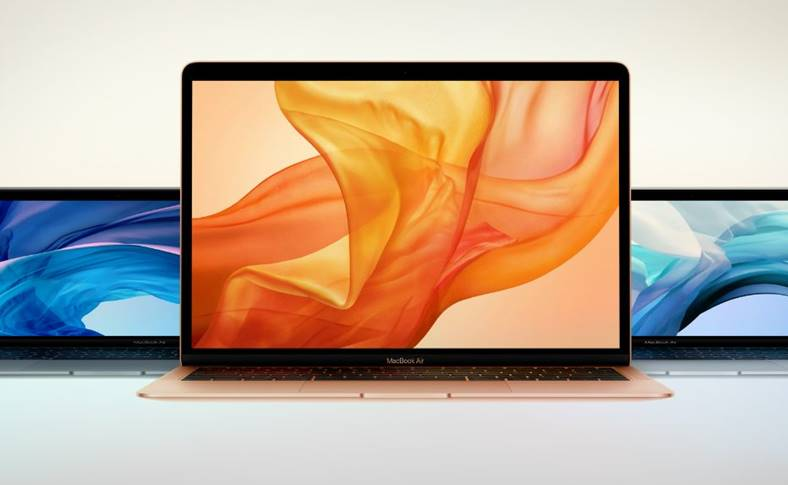 MacBook Air 2018 camera