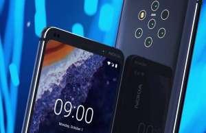 Nokia 9 imagine