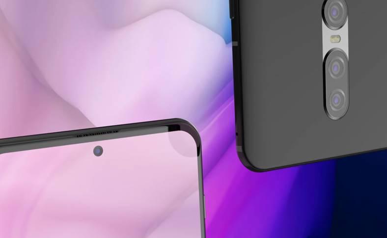 OnePlus 7 concept