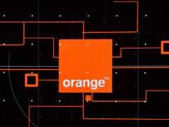 Orange film