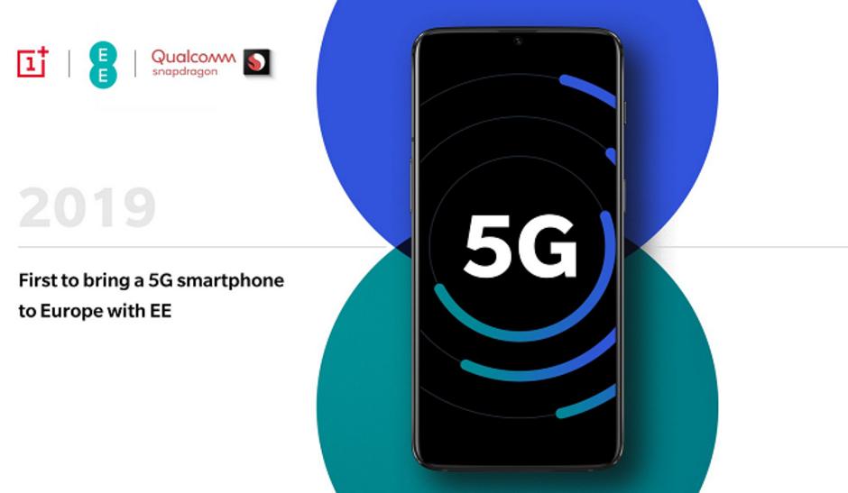 PRIMUL Telefon 5G europa oneplus