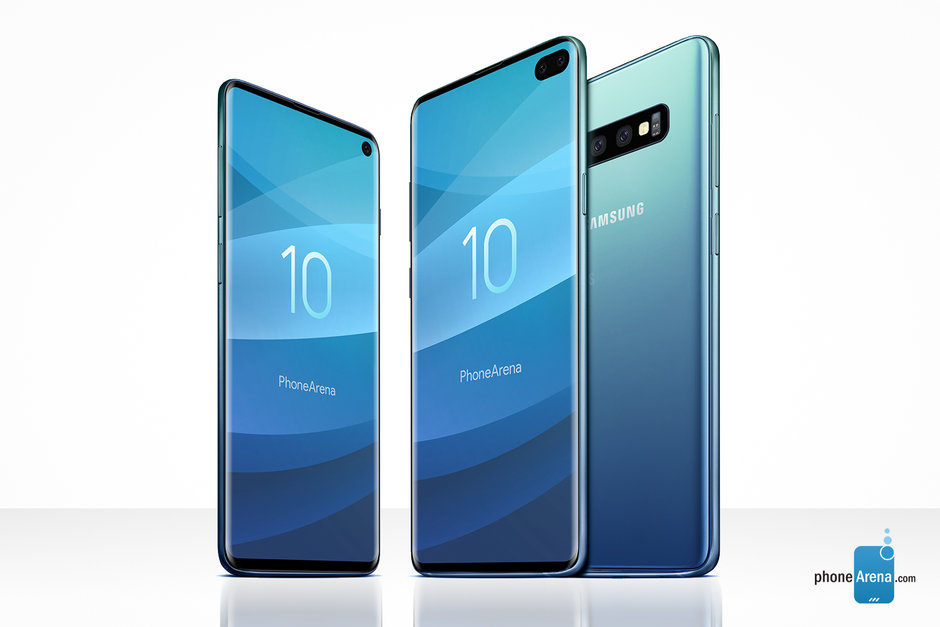 Samsung GALAXY S10 arata final