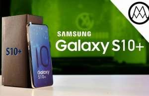 Samsung GALAXY S10 copie