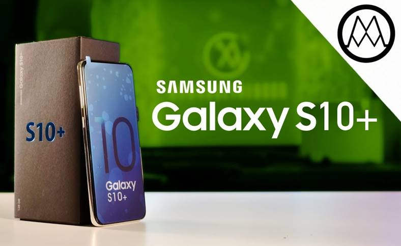 Samsung GALAXY S10 copie