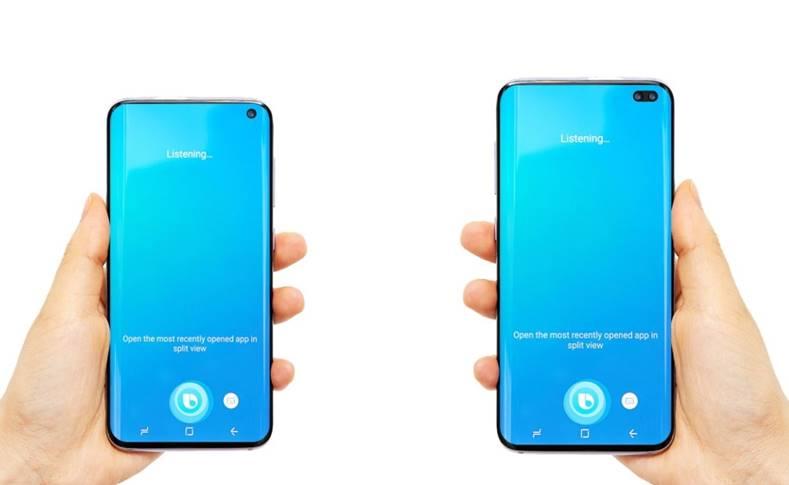 Samsung GALAXY S10 exclusiv