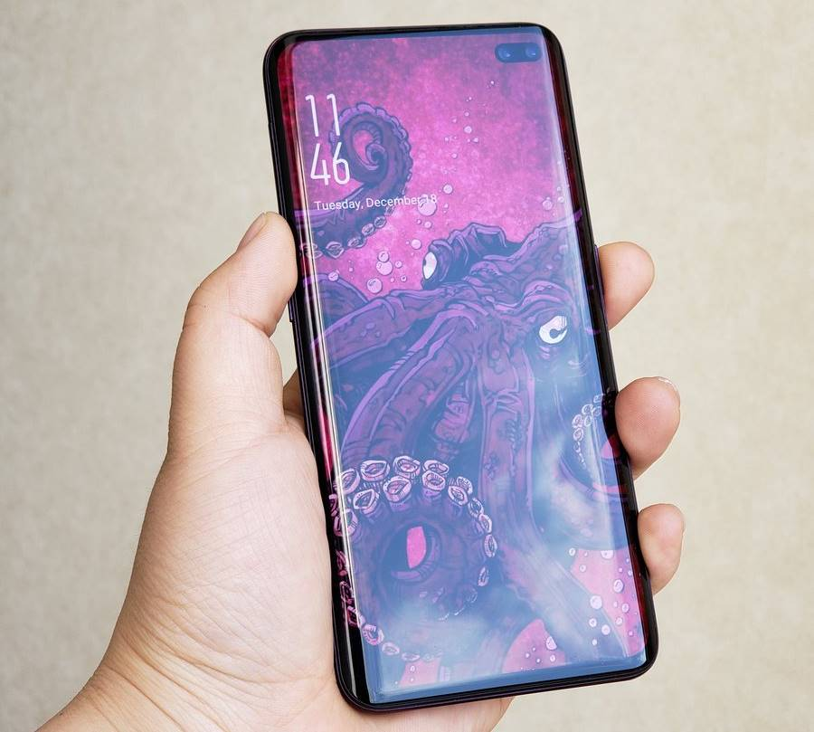 Samsung GALAXY S10 plus imagine