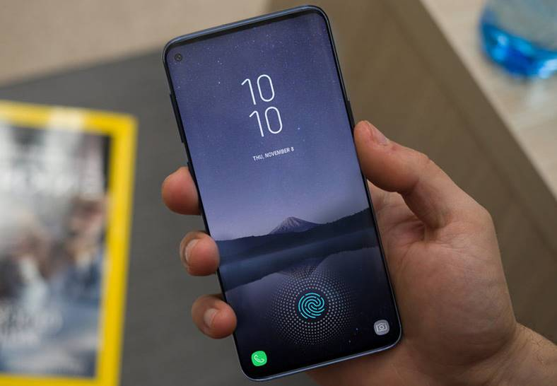 Samsung GALAXY S10 powershare