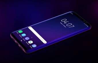 Samsung GALAXY S10 productie