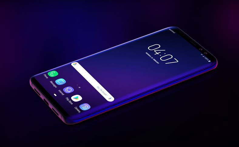 Samsung GALAXY S10 productie
