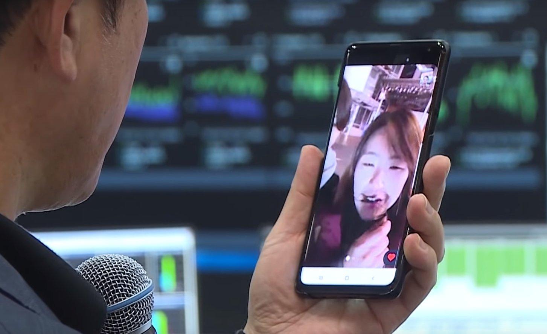 Samsung GALAXY S10 prototip foto