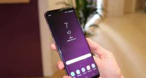 Samsung GALAXY S9 umilit iPhone X
