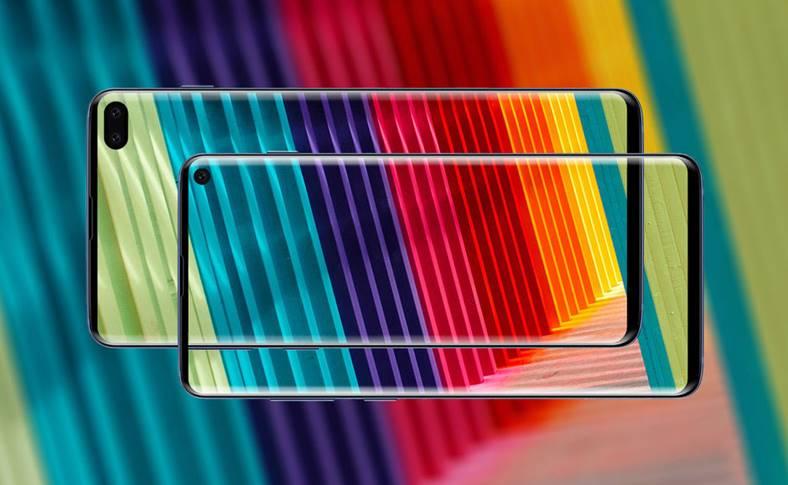 Samsung GALXY S10 productie
