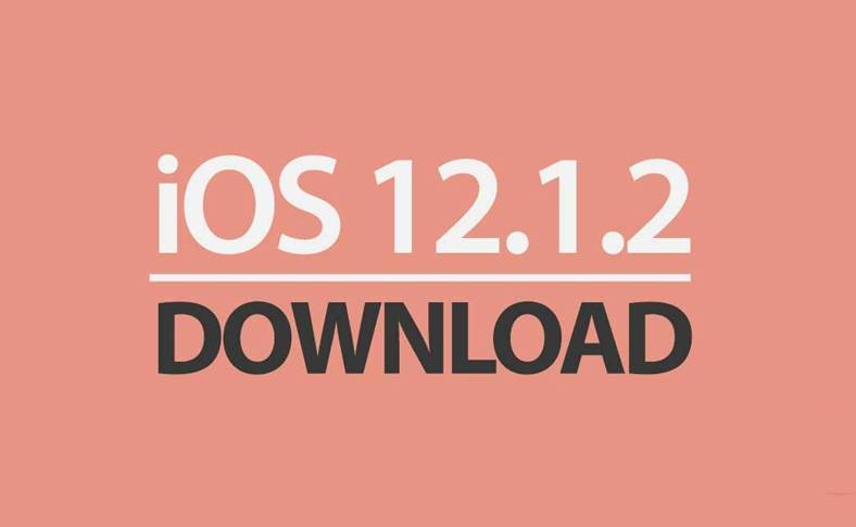 iOS 12.1.2 download iphone