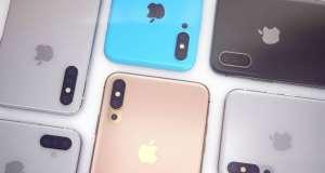 iPhone 2019 ecran oled y-octa
