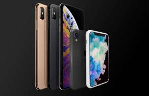iPhone X Mini concept apple