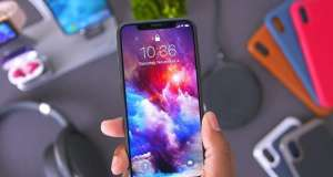 iPhone XS Max explodat
