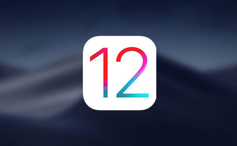 ios 12 animatii iphone
