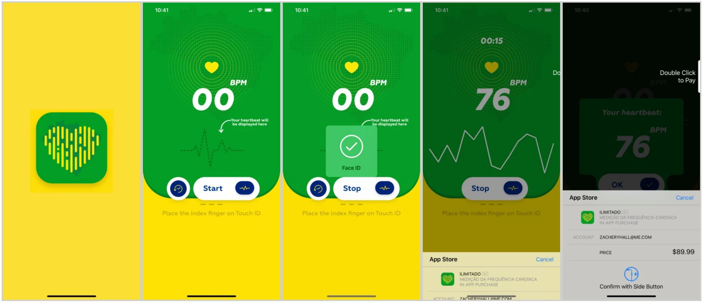 iphone teapa aplicatii app store