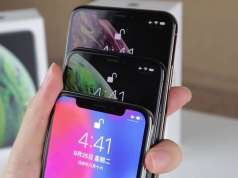 iphone touch id face id