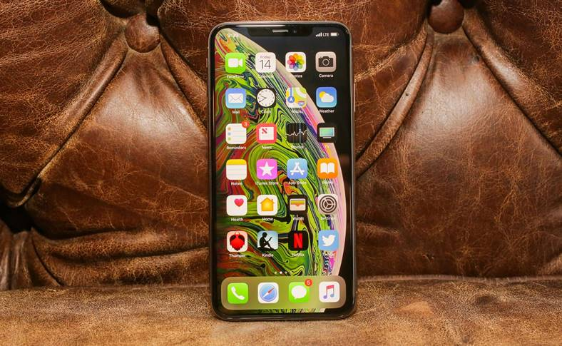 iphone xs cadere apple