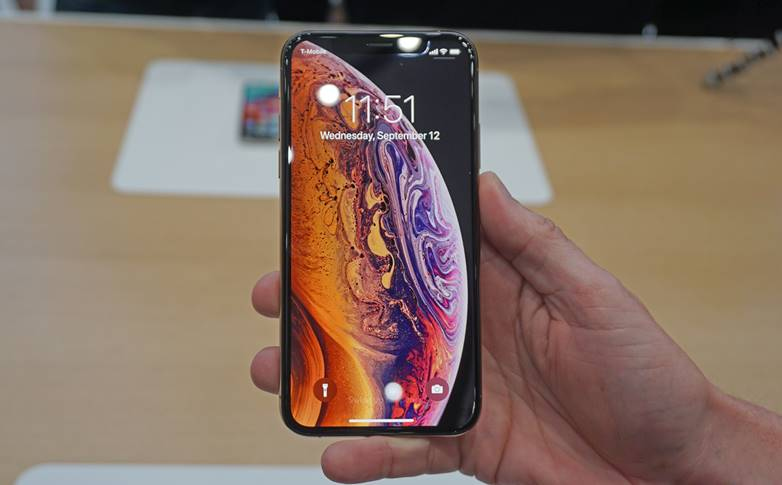 iphone xs vanzari mici