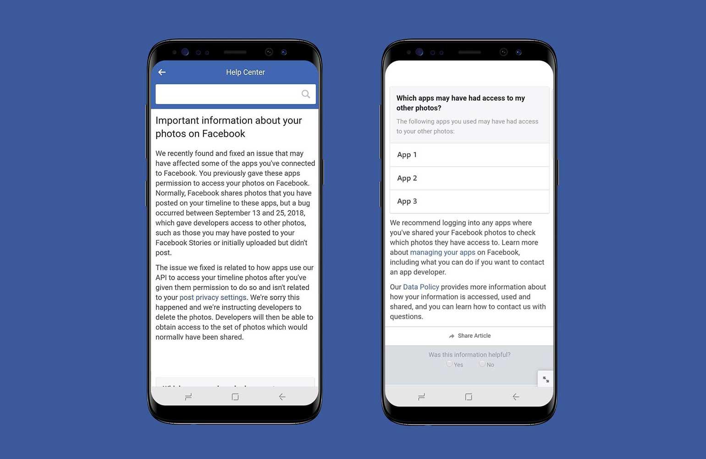 poze facebook accesate bug