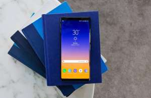 Android 9 Samsung GALAXY NOTE 9