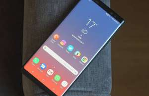 Android 9 note 9