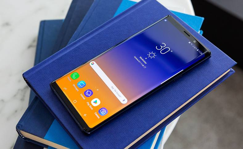 Android 9 samsung note 9
