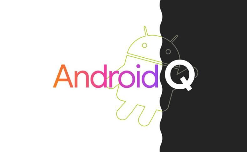 Android Q functii imagini
